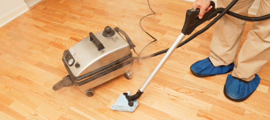 consider giving professional hardwood floor cleaning a try