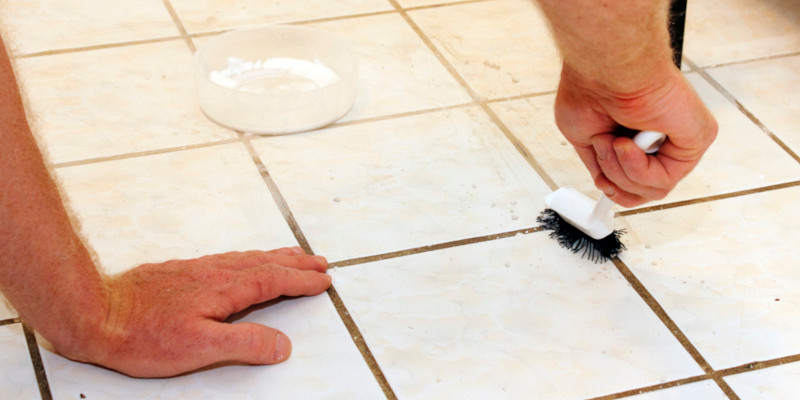 Tile and Grout Cleaning in Cary, North Carolina